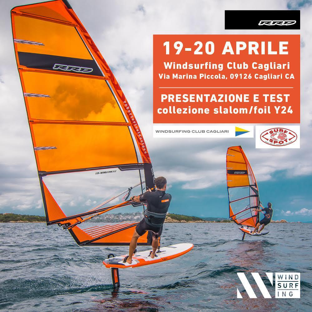 RRD al Windsurfing Club